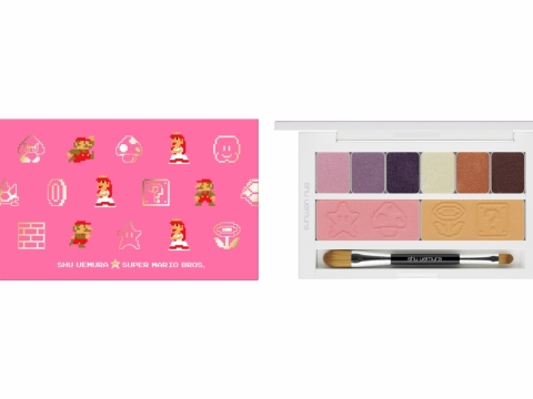 Peach's眼影及胭脂彩妝盒 HK$580