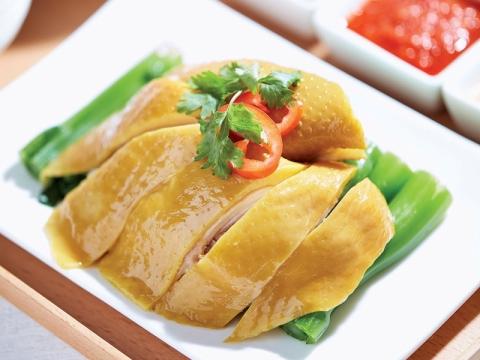 無骨海南雞飯  HK$98