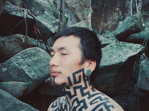 本地紋身師Keno Lee