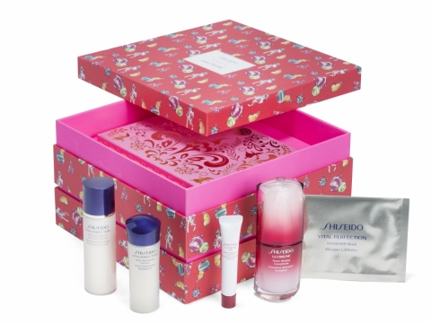 LC X Shiseido Ultimune Power Infusing Concentrate set_HK$820