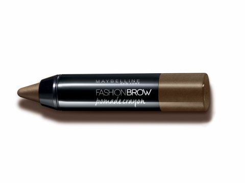 MAYBELLINE Fashion Brow Pomade Crayon柔滑眉彩蠟筆 HK$69