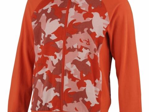 Munsingwear 雙色迷彩外套 原價 HK$1,580 折實價 HK$316