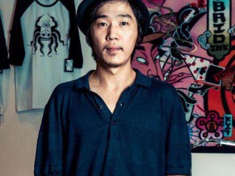 韓國紋身師的 Sajin