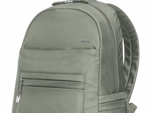 Move2.0系列袋身可輕易摺疊,方便放在行李箱中輕鬆出行,多袋式設計則可把物品整理得井井有條。MOVE 2.0背囊14.1吋 (備有灰綠色及黑色) HK$900
