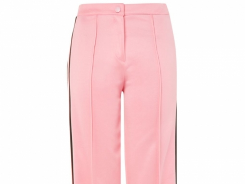 Sugar Pink Track Trousers HK$326 (TOPSHOP)