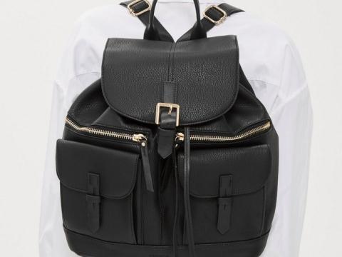 Double Pocket Backpack HK$301 (TOPSHOP)