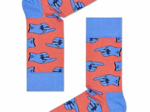Flying Glove圖案襪子 HK$110