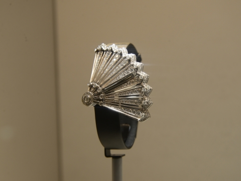 Vacheron Constantin Heures Creatives Heure Discrete 鑲鑽腕錶