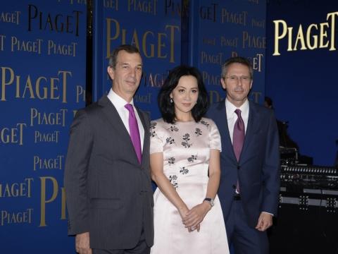 Piaget邀來劉嘉玲