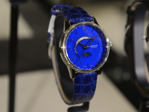 Montblanc Boheme Moongarden 腕錶
