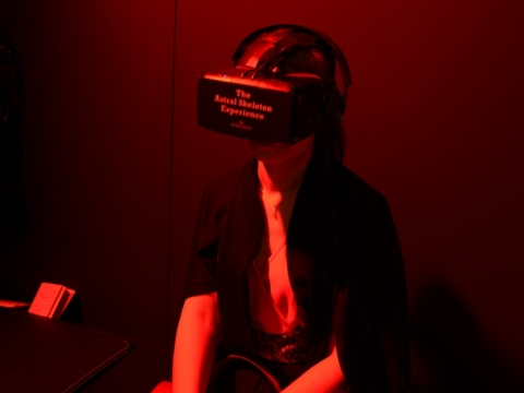 Roger Dubuis的3D視覺感受,令參與者更投入