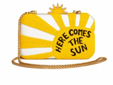 SHIRLEY HERE COMES SUN CLUTCH HK$4,450