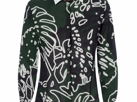 Vivienne Westwood Anglomania shirt $600 (Original Price: $3,790)