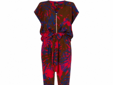 Vivienne Westwood Anglomania Jumpsuit $1,598 (Original Price: $7,990)