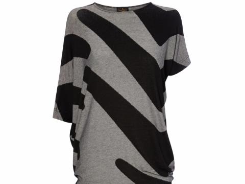 Vivienne Westwood Anglomania Jersey Dress $990 (Original Price: $5,290)