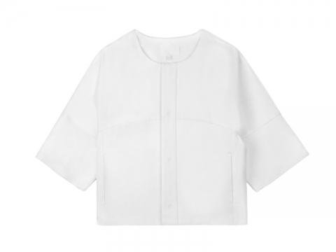 b+ab純白短身外套 $999