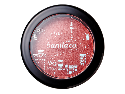 banila co. Holiday in Seoul Baked Single Blusher #Rosy Cookie ($168),動人粉色配合極幼珍珠末,效果自然迷人。