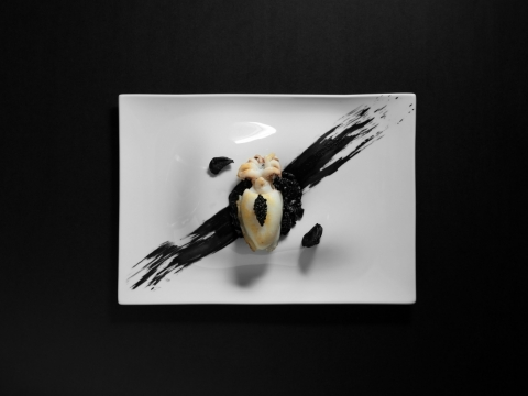 Cucina 主菜 「黑色幽默」