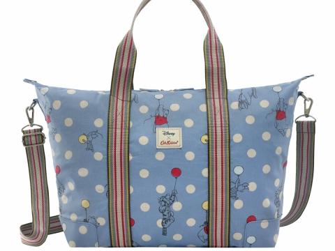 Foldaway Overnight Bag $790