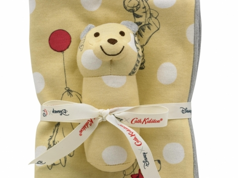 Baby Pram Blanket and Rattle $390