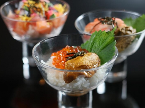 Chirashi 魚生飯