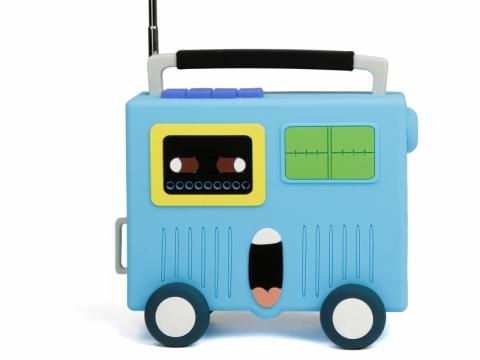 凡購買指定:CHOCOOLATE貨品滿淨價$1,000 ,免費獲贈立體造型收音機乙個。