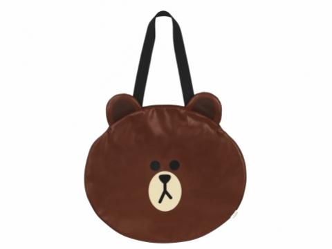 Brown大頭手挽袋  $299