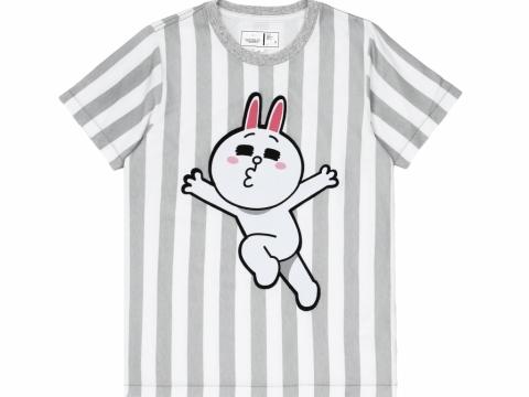 條紋T恤 (男/女裝)  $359