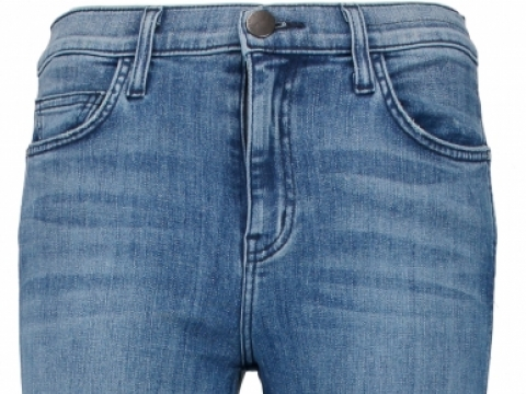 Current Elliott The Low Bell high-rise flared jeans HK$ 2,125 to HK$ 531 (75% off)