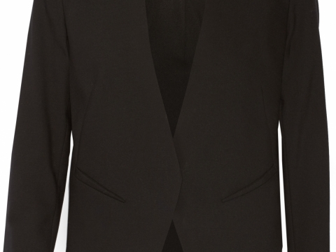 Helmut Lang Cropped wool-blend blazer HK$ 4,756 to HK$ 1,189 (75% off)