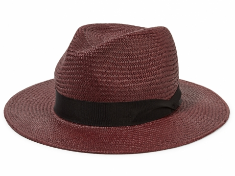 rag & bone Panama straw hat HK$ 1,771 to HK$ 620 (65% off)