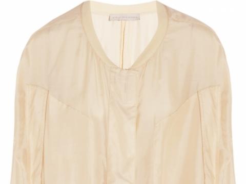 Stella McCartney Carla oversized silk jumpsuit HK$ 23,276 to HK$ 4,655 (80% off)