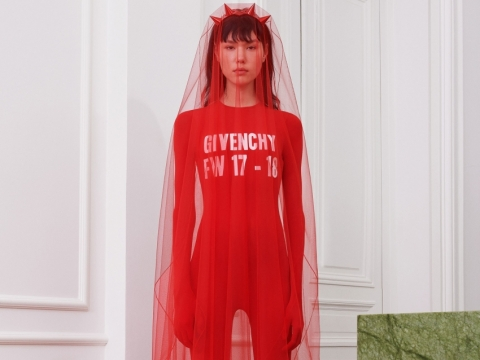 AW 17 Givenchy