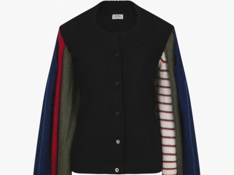 Sonia Rykiel stripped knitwear $9,500