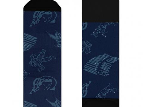 HS x BBC Athletic astronaut socks $160