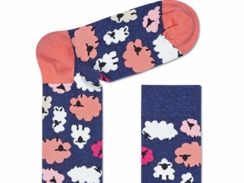 HS x Iris Apfel sheep socks $110