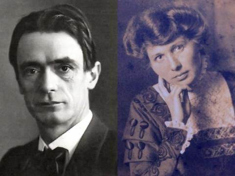 WELEDA由奧地利哲學家及自然科學家Rudolf Steiner(左)及荷蘭醫生Ita Wegman(右)於瑞士創立。