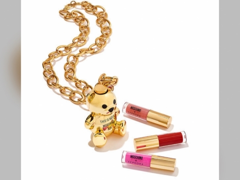 Lip Gloss Chain包括6支lipgloss US$40