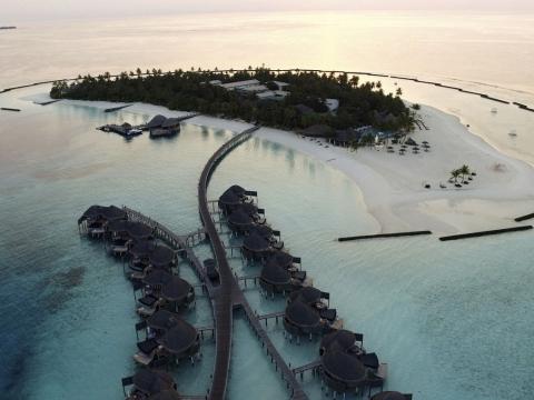 馬爾代夫的 Constance Halaveli 度假村