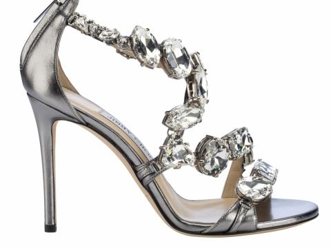 Karima metallic sandal $19,900