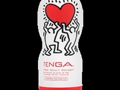Tenga嘅性玩具之所以咁受歡迎,就係因為佢擺脫咗傳統冰冷嘅設計,其中呢款同Keith Haring聯乘真係連女仔都想買畀男友用。