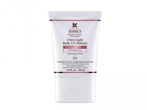 Kiehl's 醫學全效抗污染CC防曬乳 SPF 50/PA++++  HK$325/30ml