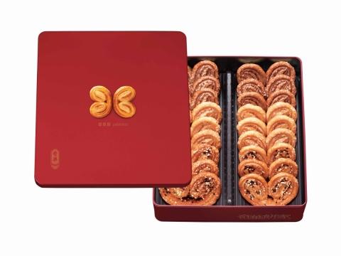 什錦蝴蝶酥禮盒 HK$80/盒