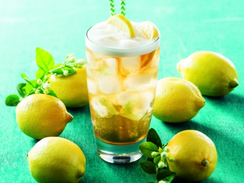 檸檬茉莉綠茶