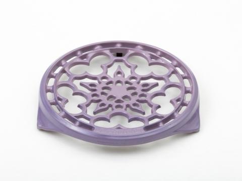 時尚兼實用!Lilac Mist鑄鐵隔熱墊  優惠價$450