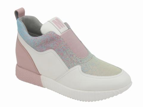 millie's 噴色幻彩 sneakers (粉紅) $1,599
