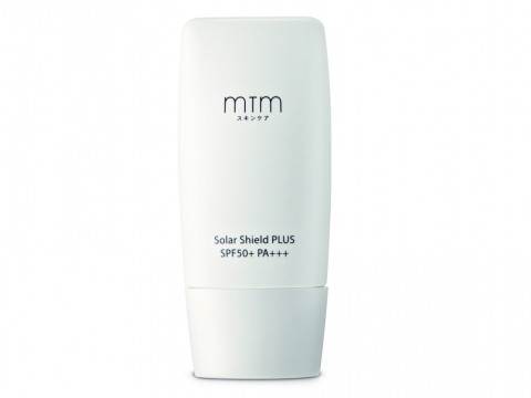 mTm Solar Shield PLUS 三重美白防曬霜 SPF50+/PA+++ HK$380/30g