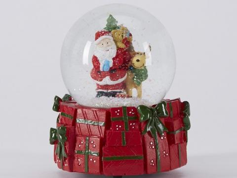 聖誕老人水晶球($248)