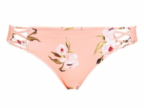 TOPSHOP Posie Pink Bikini Bottoms $199