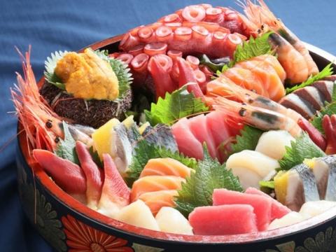 Sashimi 日本刺身
